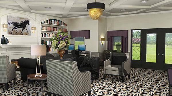 Interior Design Architecture Senior Living